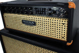 Mesa Boogie Express Plus 5:50 Head Black w/ Wicker Grill