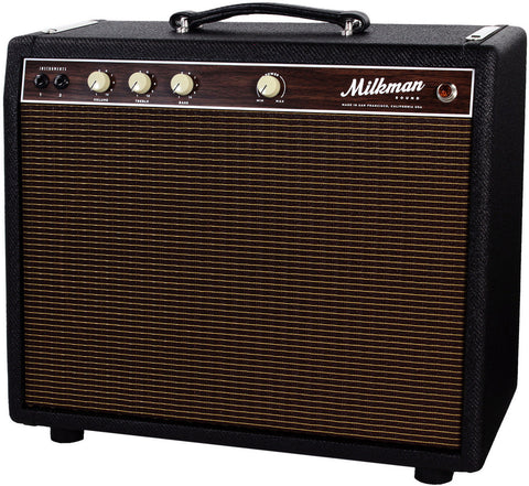 Milkman One Watt Plus 10 Watt 1x12 Combo - Black Tweed
