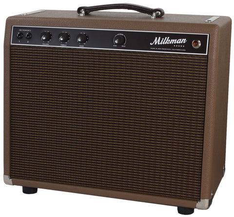 Milkman One Watt Plus 10 Watt 1x12 Combo - Chocolate