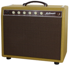 Milkman Pedal Steel Mini 40 1x12 Combo - Classic Tweed