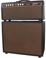 Milkman 85W Pedal Steel Stack - Black Tweed