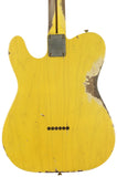 Nash E1HB Guitar, Butterscotch Blonde,  Dimarzio