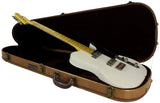 Nash GF-2 Gold Foil Guitar, Mary Kaye White