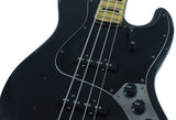 Nash JB-75 Bass Guitar, Black