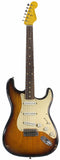 Nash S-63 Guitar, 2-Tone Sunburst, Gold PG - '59 Vibe