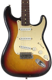 Nash S-63 Guitar, 3-Tone Sunburst, Gold PG, Light Aging