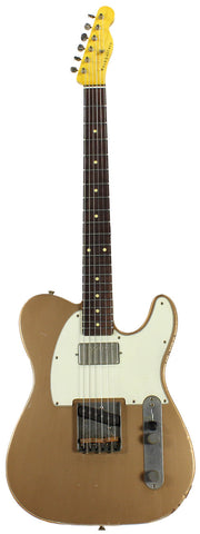Nash T-63 Guitar, Les Paul Gold