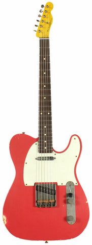 Nash T-63 Guitar, Fiesta Red