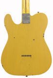 Nash T-52 Guitar, Butterscotch Blonde, Charlie Christian - Humbucker Music