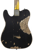 Nash T-57 Guitar, Black, Extra Heavy Relic
