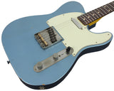 Nash T-63 Guitar, Ice Blue Metallic