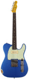 Nash T-63 Guitar, Lake Placid Blue, P90 Neck