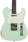 Nash T-63 Guitar, Surf Green, Medium Aging