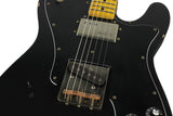 Nash TC-72 Guitar, Black