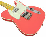 Nash TC-63 Guitar, Salmon, Lollartron, Maple