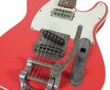 Nash TC-63 Guitar, Salmon, Bigsby, Lollartron