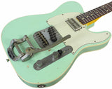 Nash TC-63 Guitar, Surf Green, Bigsby, Lollartron