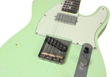 Nash TC-63 Guitar, Surf Green, Humbucker