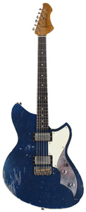 Novo Serus TC Guitar, Lake Como Blue, Double Bound