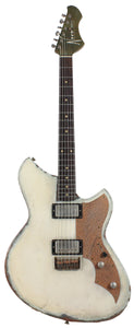Novo Serus TC Guitar, Rustbucket Cream Copper