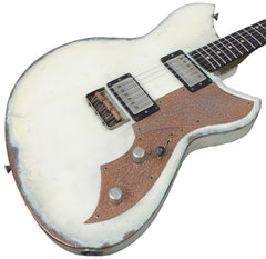 Novo Serus T Guitar - Custom HH - Rustbucket Cream - Copper