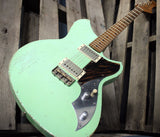 Novo Serus T Guitar - Custom HH - Surf Green