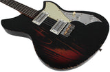 Novo Serus TC Guitar, Black over 3TS