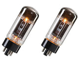 TAD Tube Amp Doctor 6L6GC-STR, Blackplate, Matched Pair, Premium Selected
