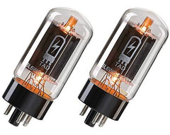TAD Tube Amp Doctor 6L6WGC-STR, Blackplate, Matched Pair, Premium