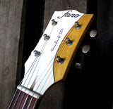 Fano SP6 Standard Guitar in Olympic White
