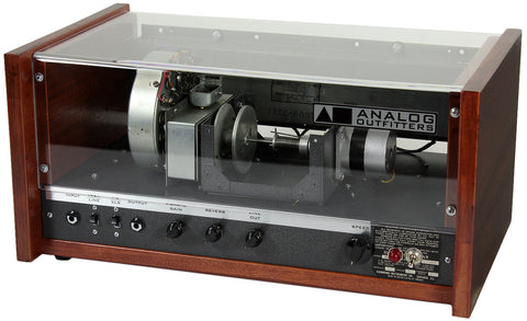 Analog Outfitters The Scanner Vibrator Reverb - Cherry