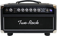Two-Rock Studio Signature Head, Black, Blackface