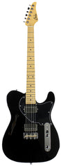 Suhr Alt T Guitar - Maple, Black