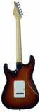 Suhr Classic Antique Guitar, 3 Tone Burst, Maple, SSS
