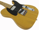 Suhr Classic T Antique Guitar - Butterscotch Blonde, HS