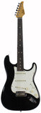Suhr Classic Antique Guitar - Black, Rosewood, SSS