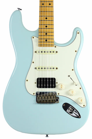 Suhr Classic Antique Guitar - Sonic Blue, Maple, HSS