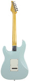 Suhr Classic Antique Guitar - Sonic Blue, SSS