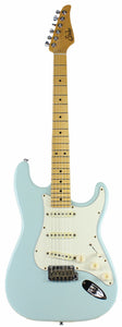 Suhr Classic Antique Guitar, Sonic Blue, Maple, SSS