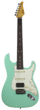 Suhr Classic Antique Guitar - Surf Green, HSS
