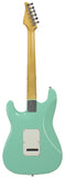 Suhr Classic Antique Guitar, Surf Green, Maple, SSS