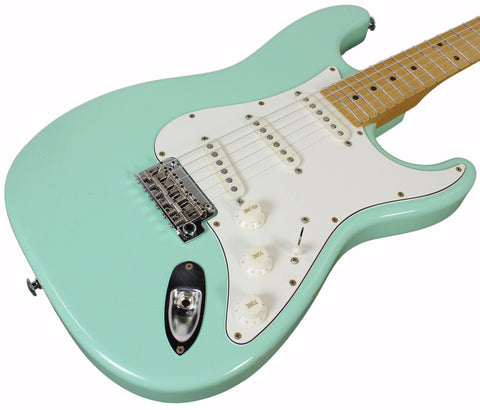 Suhr Classic Antique Guitar - Surf Green, Maple, SSS