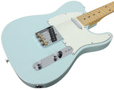 Suhr Classic T Guitar - Sonic Blue, Maple