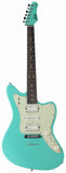 Suhr Ian Thornley Signature JM Guitar - Seafoam