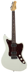 Suhr Classic JM Guitar, Olympic White, HH, 510