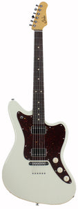 Suhr Classic JM Pro Guitar - Olympic White, HH, TP6