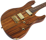 John Suhr Select Modern - Natural Figured Koa
