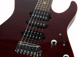 Suhr Modern Pro Guitar, Chili Pepper Red, Pau Ferro, HSH