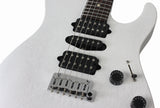 Suhr Modern White Satin Limited Guitar, HSH