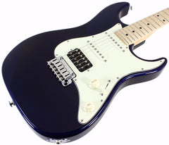 Suhr Standard Pro S Guitar, Mercedes Blue, Maple